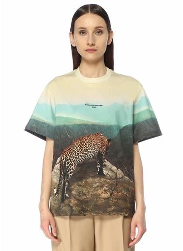 Stella McCartney Tişört Renkli